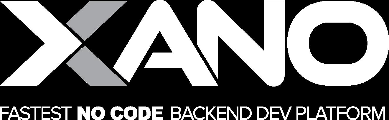 Xano logo for pricing table